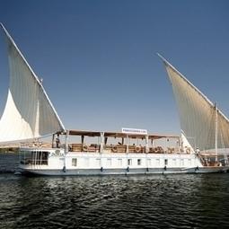 Dahabiya Princess Donia   Egypt Boats : Dahabeya Al-Pasha   Scoop.it