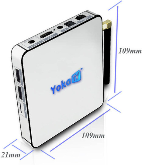 YOKATV KB2 Amlogic S912 TV Box Comes with 32GB Internal Storage | Embedded Systems News | Scoop.it