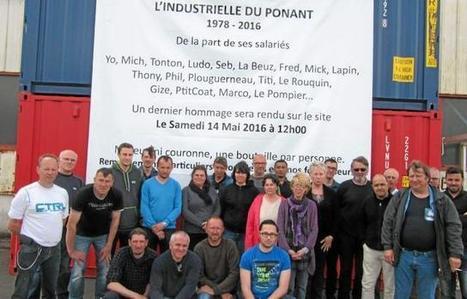 Métallurgie. Avis de décès pour l'Industrielle du Ponant | Forge - Fonderie | Scoop.it