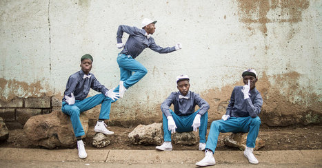 South Africa's Pantsula Dancers Bring Life to the Streets | The New York Times | Kiosque du monde : Afrique | Scoop.it