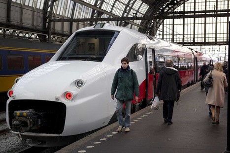 Ook België wil bestelling Fyra's schrappen | Stakeholders | Scoop.it