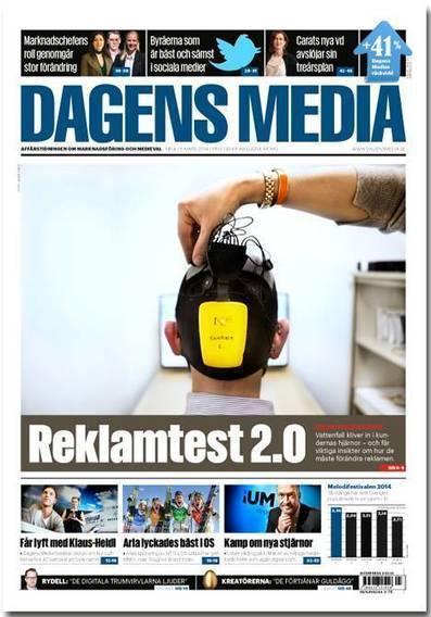 Kaffeuppstickare ut i kampanj - Dagens Media | #Marknadsföring | Scoop.it