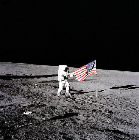 The Moon Belongs to No One, but What About Its Artifacts? | Southmoore AP United States History | Scoop.it