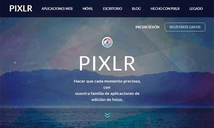 Pixlr, el editor de imagen gratuito definitivo en cualquier lugar | TiQuiTac | Scoop.it