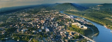 Silicon Valley, Seattle … Chattanooga? Tennessee's 'Gig City' Woos Geeks | Geography Stuff | Scoop.it