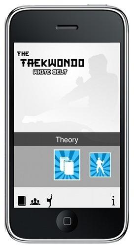Taekwondo White Belt - iPhone, iPad and Android reference for TKD beginners | Taekwondo | Scoop.it