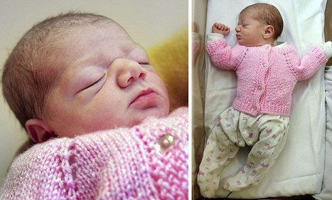 First pictures of beautiful baby girl abandoned&left to die inside carrier bag | Parenting News&Views | Scoop.it