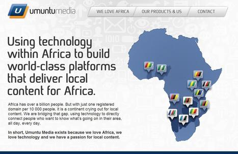 Umuntu Media - news from Africa | Innovación periodística y tecnológica del periodismo en la red | Scoop.it