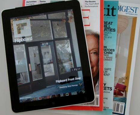 Flipboard is Coming to The Web | Journalism and Internet | Scoop.it