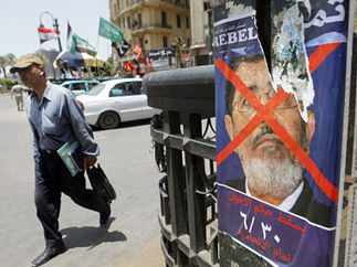 Morsi's overthrow in Egypt sends shudders through Islamists in the region | My Nation My World | Scoop.it