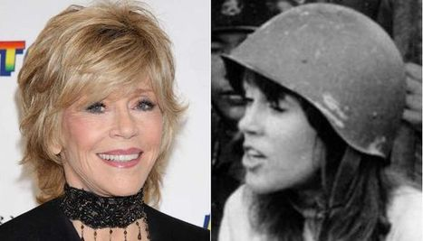 Veterans see red as Jane Fonda tapped to speak to UCLA grads | Veterans | Scoop.it