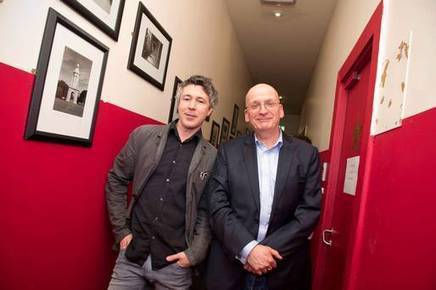 Roddy Doyle book sent to UK prisons to encourage reading among inmates - Irish Independent | The Irish Literary Times | Scoop.it