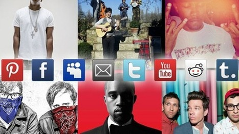 Social Media Is Revolutionising The Music Industry - Business 2 Community | Music Business | Scoop.it