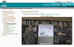 Médiation scientifique et technique en environnement   Education&formation   Scoop.it
