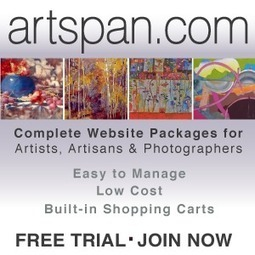 125 Places to Sell Your Art or Craft Online | Artsy Shark | Technology in Art And Education | Scoop.it