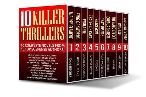 Meandering Musings Of A Mutated Mind – 9 Killer Thrillers for 99c! | My Collection | Scoop.it