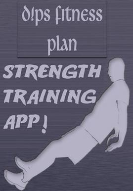 Dips Fitness Plan App For iPhone, iPad and iPod Touch | Mobile Media City | Alaram Clock | Scoop.it