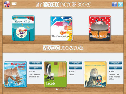 Piccolo Picture Books: Top Quality Book Apps for Kids - Special Black Friday Sale! - Fun Educational Apps: Best Apps for Kids Reviews iPad / iPhone / iPod | Communication and Autism | Scoop.it