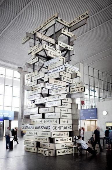 Time Machine by Aleksandra Wasilkowska | Art Installations, Sculpture, Contemporary Art | Scoop.it