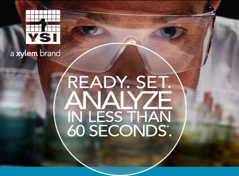 Ready. Set. Analyze in 60 Seconds or Less. | Laboratory - Analytics | Scoop.it