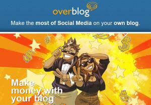 OverBlog, un'idea innovativa che rischia di mettere in crisi Facebook | Social media culture | Scoop.it