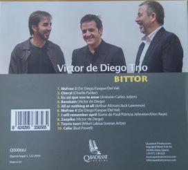 Jazz Club de Nit a Ràdio Sant Vicenç 90.2 FM: Programa 244: Joao Silva & Mariano Camarasa, Víctor de Diego Trio i Luis Verde Trio, 13 d'abril de 2016 | Radio Jazz Catalunya | Scoop.it