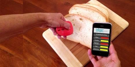 Scanner un aliment avant de l'avaler   Homo Numericus Bis   Scoop.it