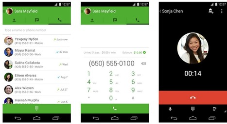 New- You Can Now Make Free Voice Calls in Google Plus Hangouts ~ Educational Technology and Mobile Learning | Education Technology | Scoop.it