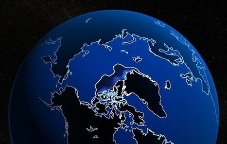 Arctic Ice: Going, Going… | International Director | Scoop.it
