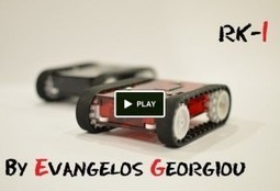 RK-1, a wifi Arduino mobile robot for iOS & Android devices « Trossen Robotics Blog | MOBILE ROBOTICS | Scoop.it