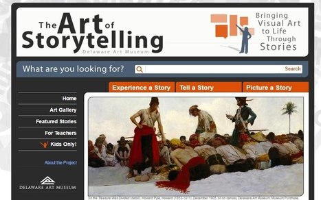 "A Look Back: ""The Art Of Storytelling"" 
