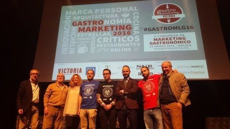 Mi crónica de #GastroMLG16, el V Congreso GastroMarketing | Seo, Social Media Marketing | Scoop.it