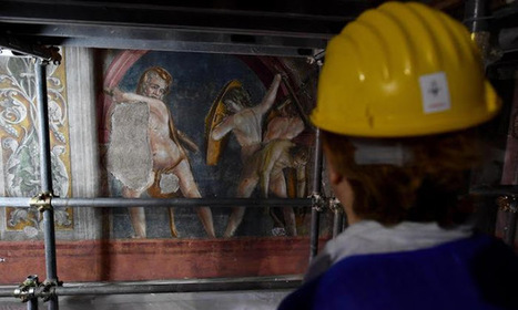 Hercules Room at Rome's Palazzo Venezia to be restored   News in Conservation   Scoop.it