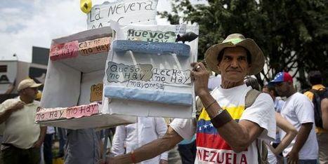 Le Venezuela au bord de l'effondrement | Venezuela | Scoop.it
