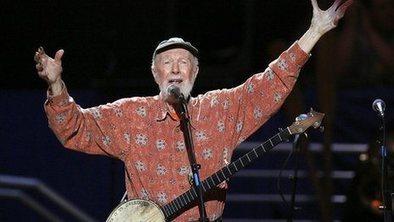 Obama tribute to folk singer Seeger - BBC News   Bruce Springsteen   Scoop.it