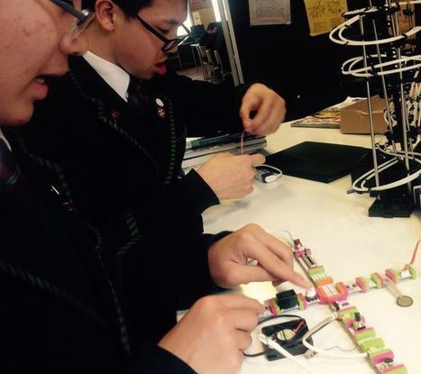 LittleBits #makerspace - reflection | What is a teacher librarian? | Scoop.it