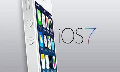 Découvrez les meilleures fonctionnalités cachées du nouvel iOS 7 | Geeks | Scoop.it