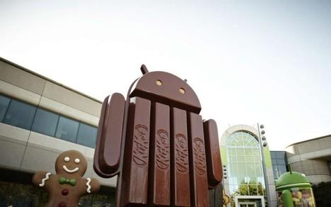 Android 4.4 KitKat, pourquoi Google a eu raison de passer un partenariat avec Nestlé   Sponsoring   Scoop.it