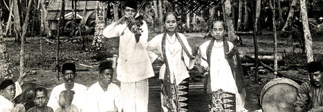 The Gong-Banging, Pitch-Bending Sound of Early Southeast Asia | Found Sounds | Scoop.it