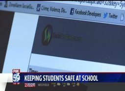 Indiana schools use new technology to keep students safe, prevent bullying - Fox 59 | VIP Club | Scoop.it