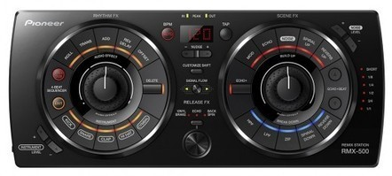 Pioneer Remix-Station RMX-500 Effects Unit Launched | DJing | Scoop.it