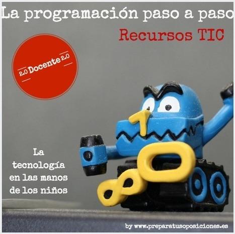 Programación didáctica paso a paso: Recursos TIC | preparatusoposiciones.es | Recursos educativos | Scoop.it