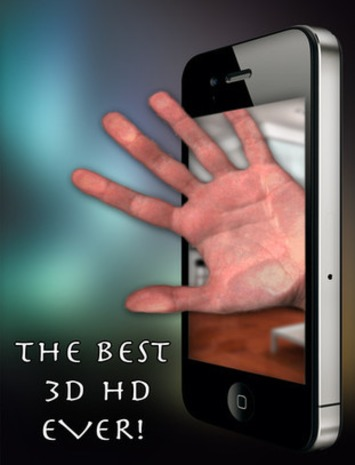 App Store - 3D HD - The Best 3D for your Device | Machinimania | Scoop.it