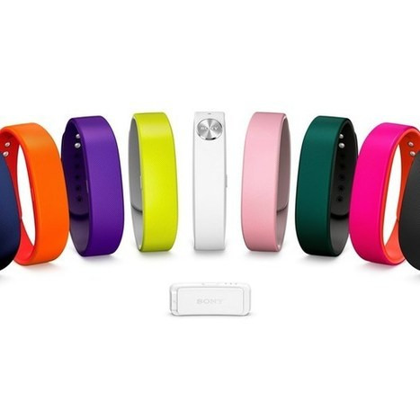 Sony SmartBand review - specs, comparison and best price (Wired UK) | Microsoft | Scoop.it