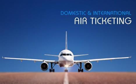 Book Flight Tickets Online for More Convenience   Top Vacation Deals   Scoop.it