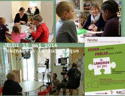 CLEF - Lunéville : Réalisation d'un film à la ludothèque | Jeu en médiathèque | Scoop.it