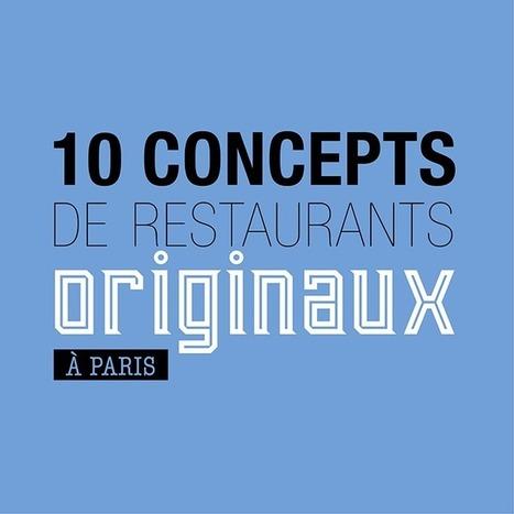 Top 10 : les restaurants les plus originaux de Paris. | Pryscila Gashi's daily | Scoop.it