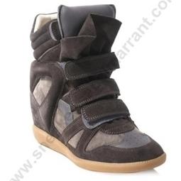 New 2013 Cheap Sale KLGID-11P Isabel Marant Sneakers Grey Suede and LeaTher Bekket | sneakerisabelmarrant.com | Scoop.it