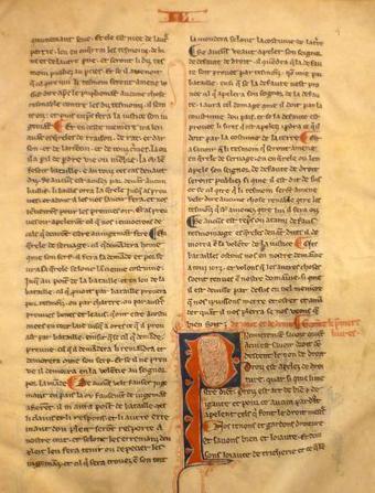 Le livre de jostice et de plet : le droit romain et coutumier se rencontrent | Revue de presse : École nationale des chartes | Scoop.it