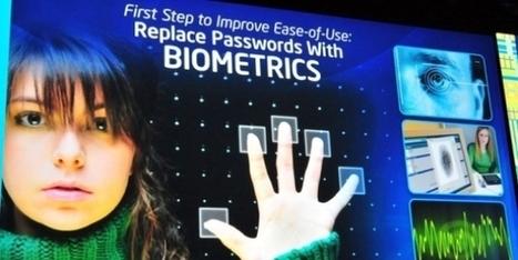 La biométrie devrait se généraliser sur les smartphones en 2014 ...   La Biométrie   Scoop.it